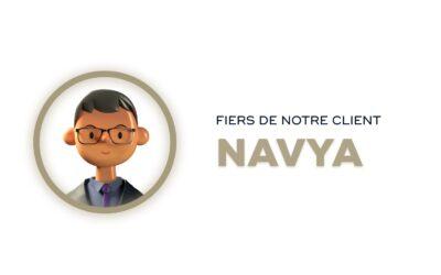 Fiers de NAVYA
