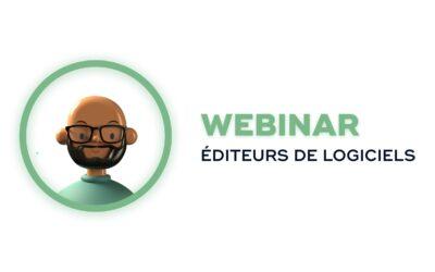 Webinar – Éditeur de logiciel – Digital League