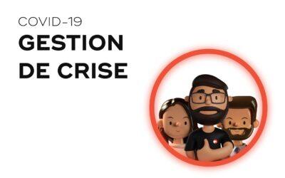 Gestion de crise covid 19