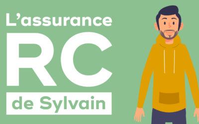 L'assurance rc numérique de Sylvain