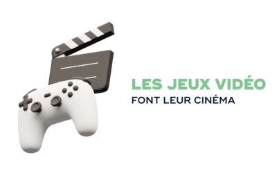 Les jeux-vidéo font leur cinéma